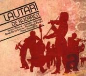 Çeşitli Sanatçılar: Lautari De Bucarest - CD