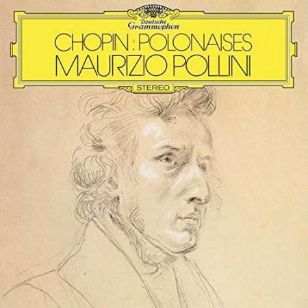 Maurizio Pollini: Chopin: Polonaises - Plak