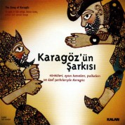 Golden Horn Ensemble: Karagöz'ün Şarkısı : Türküleri, Oyun Havaları, Polkaları ve Özel Şarkılarıyla Karagöz - CD
