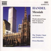 New York Trinity Church Choir: Handel, G.F.: Messiah - CD