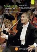 Lucerne Festival Orchestra, Claudio Abbado: Mahler: Symphony No. 3 - DVD