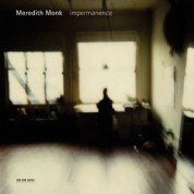 Meredith Monk: impermanence - CD