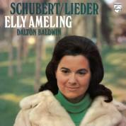 Elly Ameling, Dalton Baldwin: Schubert: Lieder - Plak