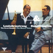 Louis Armstrong, Duke Ellington: The Great Summit / The Master Takes - CD