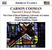 University of London Royal Holloway Choir: Cooman: Sacred Choral Music - CD