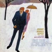 Johnny Hodges: Blues-A-Plenty - CD