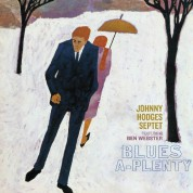 Johnny Hodges: Blues-A-Plenty - CD