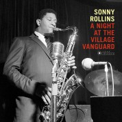 Sonny Rollins: A Night At The Village Vanguard +2 Bonus Tracks! (Images By Iconic Jazz Photographer Francis Wolff) - Plak