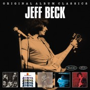 Jeff Beck: Original Album Classics (5CD) - CD