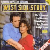 Kiri Te Kanawa, José Carreras, Leonard Bernstein: Bernstein: West Side Story - Plak