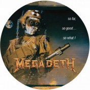 Megadeth: So Far, So Good...  So What! - Plak