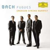 Emerson String Quartet: Bach, J.S.: Fugues - CD