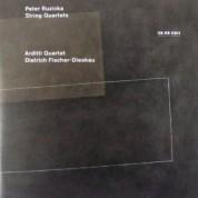 Arditti Quartet, Dietrich Fischer Dieskau: Peter Ruzicka: String Quartets - CD
