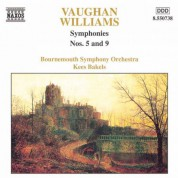 Vaughan Williams: Symphonies Nos. 5 and 9 - CD