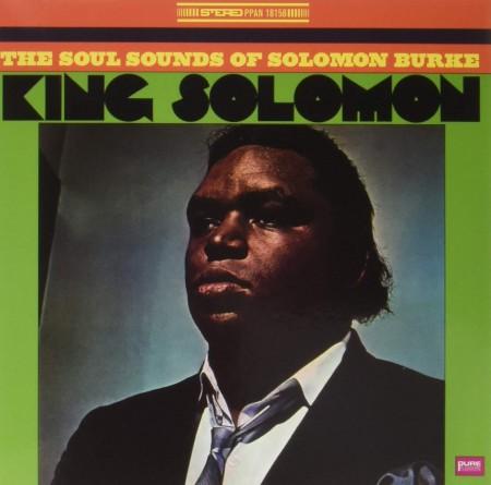 Solomon Burke: King Solomon - Plak