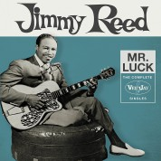 Jimmy Reed: Mr. Luck: Complete Vee-Jay Singles - CD