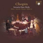 Alwin Bär, Folke Nauta, Pieter van Winkel, Martijn van den Hoek, Paolo Giacometti: Chopin: Waltzes, Polonaise, Nocturnes, Ballade - CD