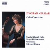 Maria Kliegel: Dvorak & Elgar: Cello Concertos - CD