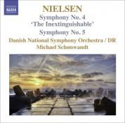 Michael Schonwandt: Nielsen, C.: Symphonies, Vol. 3 - Nos. 4,