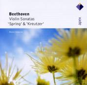 Maxim Vengerov, Itamar Golan, Alexander Markovich: Beethoven: Violin  Sonatas 'Spring' & 'Kreutzer' - CD