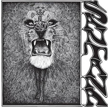 Carlos Santana: Santana - Plak