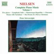 Nielsen, C.: Piano Music, Vol.  1 - CD