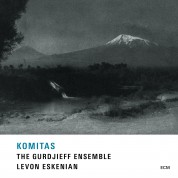 The Gurdjieff Folk Instruments Ensemble, Levon Eskenian: Komitas - CD