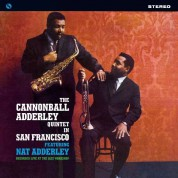 Cannonball Adderley: Quintet In San Francisco (Remastered) - Plak