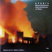 Aparis: Despite the fire-fighters' efforts ... - CD
