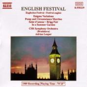 English Festival - CD