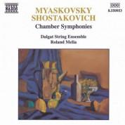 Myaskovsky / Shostakovich: Chamber Symphonies - CD