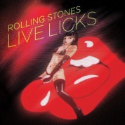 Rolling Stones: Live Licks - CD