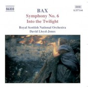 Bax: Symphony No. 6 / Into the Twilight - CD