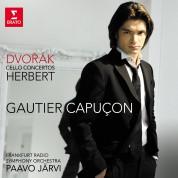 Gautier Capuçon, Radio-Sinfonie-Orchester Frankfurt, Paavo Järvi: Dvorak/ Herbert: Cello Concertos - CD