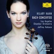 Hilary Hahn, Jeffrey Kahane, Los Angeles Chamber Orchestra: Bach, J.S.: Violin Concertos - SACD