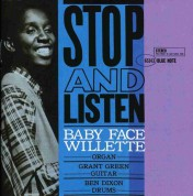 Baby Face Willette: Stop and Listen - CD
