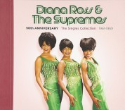 Diana Ross, The Supremes: The Singles Collection 1961-1969 - CD