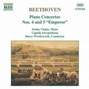 Beethoven: Piano Concertos Nos. 4 and 5 - CD