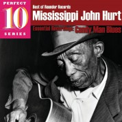 Mississippi John Hurt: Candy Man Blues - CD
