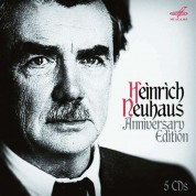 Heinrich Neuhaus - Anniversary Edition - CD