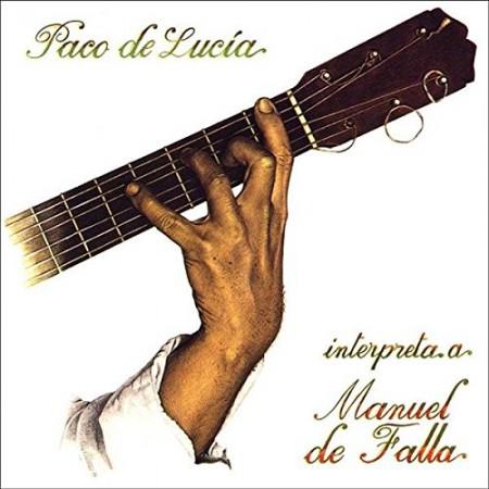 Paco de Lucia: Interpreta A Manuel De Falla - Plak