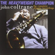 John Coltrane: The Heavyweight Champion - The Complete Atlantic Records - CD