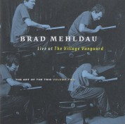 Brad Mehldau: The Art of the Trio Vol. 2: Live At The Village Vanguard - CD