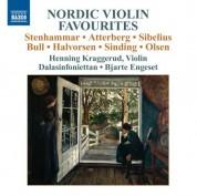 Dalasinfoniettan, Bjarte Engeset, Henning Kraggerud: Nordic Violin Favourites - CD