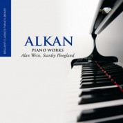 Stanley Hoogland, Alan Weiss: Alkan: Piano Works - CD