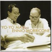 Yo-Yo Ma Plays Ennio Morricone - CD