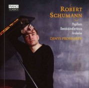 Proshayev: Schumann: Denys Proshayev - CD