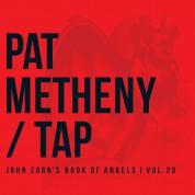 Pat Metheny: Tap - John Zorn's Book Of Angels, Vol. 20 - CD