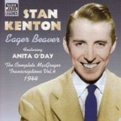 Kenton, Stan: Macgregor Transcriptions, Vol. 4 (1944) - CD