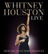 Whitney Houston: Live: Her Greatest Performances - CD